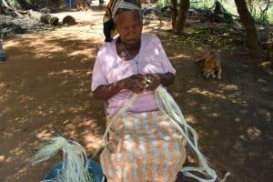 The Water Project: Mathanguni Community -  Knitting