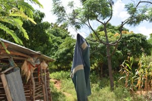 The Water Project: Mathanguni Community A -  Clothesline