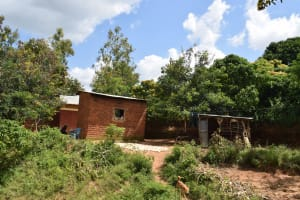 The Water Project: Mathanguni Community A -  Compound