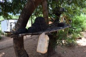 The Water Project: Mathanguni Community A -  Dish Rack