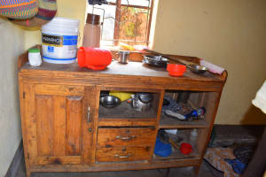 The Water Project: Mathanguni Community A -  Dishes