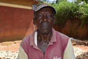 The Water Project: Mathanguni Community A -  Harrison Munyoki Nzeki