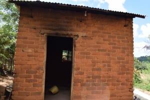 The Water Project: Mathanguni Community A -  Kitchen