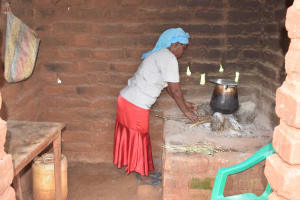 The Water Project: Thona Community -  Coooking