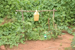 The Water Project: Thona Community A -  Tippy Tap