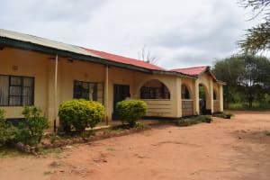 The Water Project: Kikumini Boys Secondary School -  Classrooms