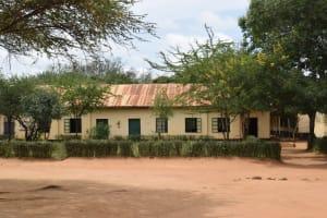 The Water Project: Kikumini Boys Secondary School -  School Buildings