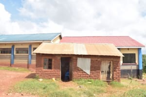 The Water Project: Ithingili Primary School -  School Buildings
