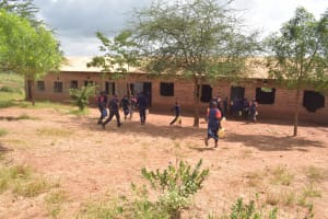 The Water Project: Ithingili Primary School -  Students At School