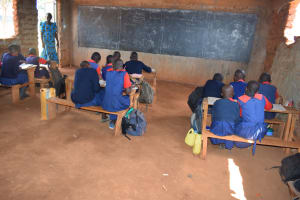 The Water Project: Ithingili Primary School -  Students In Class
