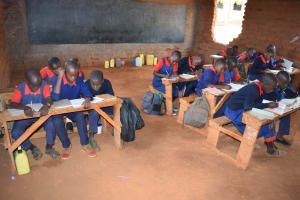 The Water Project: Ithingili Primary School -  Students