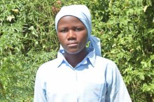 The Water Project: Kasyalani Mixed Day Secondary School -  Jane M Student