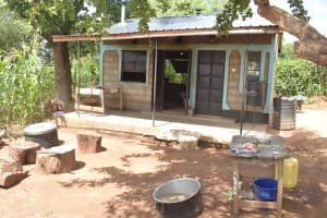 The Water Project: Kasyalani Mixed Day Secondary School -  Kitchen
