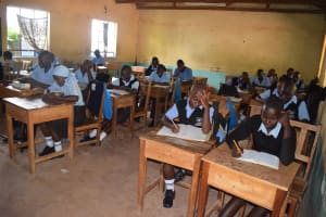 The Water Project: Kasyalani Mixed Day Secondary School -  Students