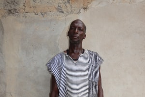 The Water Project: Rosint Community, #24 Poultry St -  Morlai Kamara