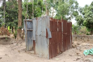 The Water Project: Rosint Community, #24 Poultry St -  Bath Shelter