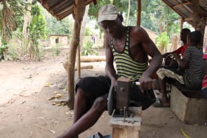 The Water Project: Rosint Community, #24 Poultry St -  Blacksmith Sharoing Knief