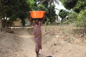 The Water Project: Rosint Community, #24 Poultry St -  Kid Carrying Water