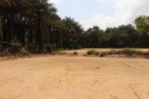 The Water Project: Lokomasama, Matong, DEC Primary School -  School Area