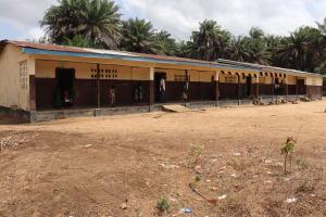 The Water Project: Lokomasama, Matong, DEC Primary School -  School Building