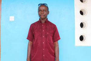 The Water Project: Kaffu Bullom, Kasongha OIC Vocational School -  Mr Ibrahim Lukullay Training Manager