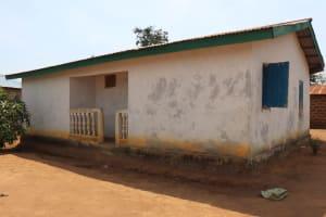 The Water Project: Kaffu Bullom, Kasongha OIC Vocational School -  Community Household