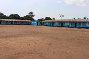 The Water Project: Kaffu Bullom, Kasongha OIC Vocational School -  School Building