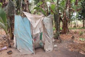 The Water Project: Lokomasama, Matong Village -  Bathing Shelter