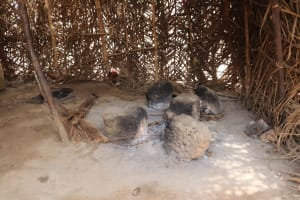 The Water Project: Lokomasama, Matong Village -  Inside Kitchen