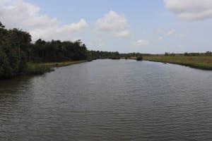 The Water Project: Lokomasama, Matong Village -  Village Area