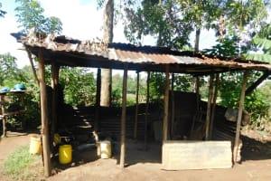 The Water Project: Ikoli Community, Odongo Spring -  Kitchen