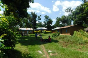 The Water Project: Mushikulu B Community, Olando Spring -  At Home