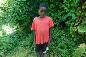 The Water Project: Mushikulu B Community, Olando Spring -  Bramuel