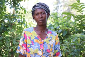 The Water Project: Sharambatsa Community, Mihako Spring -  Portrait Of Anne Nyongesa