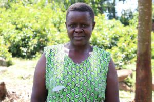 The Water Project: Shitoto Community, Abraham Spring -  Portrait Of Brenda Muhalia