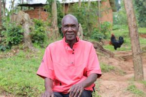 The Water Project: Handidi Community, Kadasia Spring -  Zachariah Kadasia