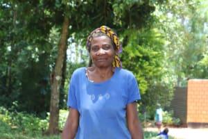 The Water Project: Luyeshe Community, Simwa Spring -  Mama Loice Ezekiel Simwa