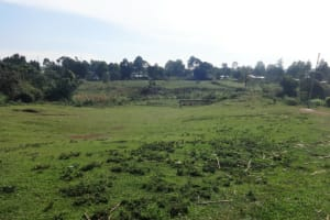 The Water Project: Isanjiro Community, Musambai Spring -  Community Landscape