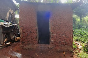 The Water Project: Isanjiro Community, Musambai Spring -  Kitchen