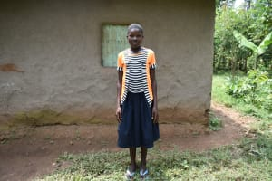 The Water Project: Malekha Central Community, Misiko Spring -  Esther