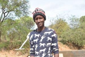 The Water Project: Mbitini Community -  Alex M