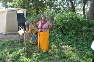 The Water Project: Mbitini Community -  Clean Hands