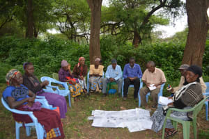 The Water Project: Mbitini Community -  Community Mapping