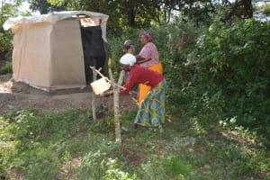 The Water Project: Mbitini Community -  Handwashing
