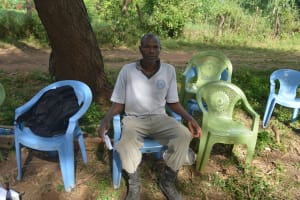 The Water Project: Mbitini Community -  James Vugo