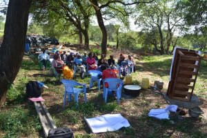 The Water Project: Mbitini Community -  Soap Making