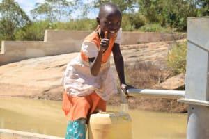 The Water Project: Nduumoni Community A -  Bahati M
