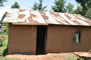 The Water Project: Shamoni Community, Shatuma Spring -  Kitchen