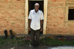 The Water Project: Shamoni Community, Shatuma Spring -  Timothy Lucheri