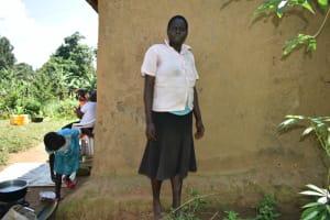 The Water Project: Shianda Community, Akhonya Spring -  Christine Imbili